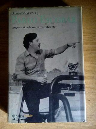 libro de pablo escobar (biografia)
