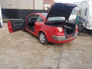 despiece renault megane coupe cabrio 1.6 gasolina