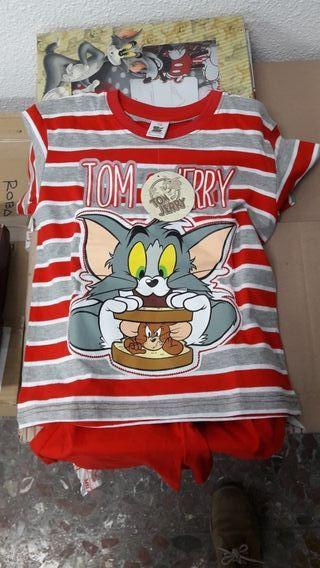 pijama tom y jerry