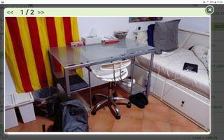Mesa escritorio con silla de regalo