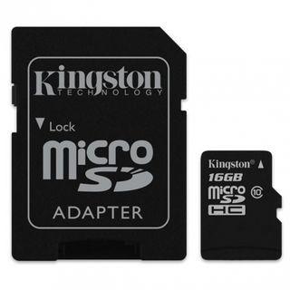 Tarjetas Memoria Micro SD. Clase 10 - 16, 32, 64GB