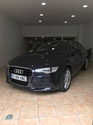 Audi A6 2013 3.0 V6 245cv OPORTUNIDAD