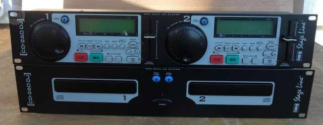 IMG STYLE LINE CD PLAYER CD-260DJ