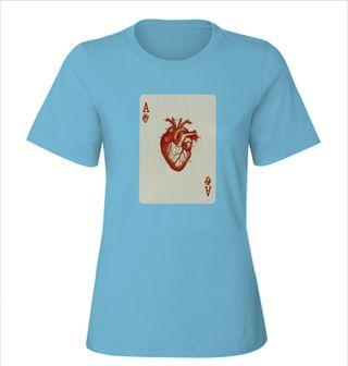 Camisetas femeninas elige diseño talla y color