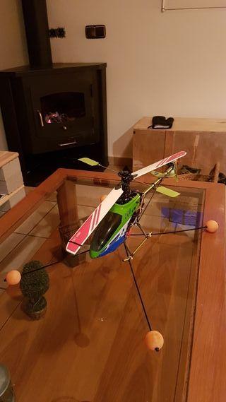 Helicóptero Belt CP