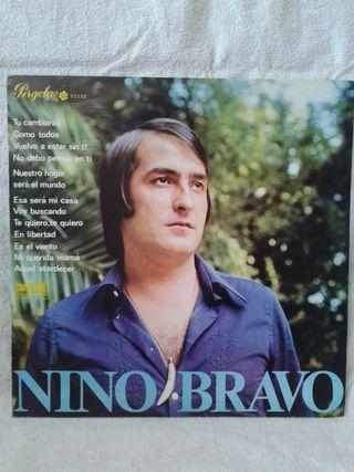Discos vinilo Nino Bravo