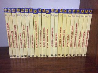 Libros Los Cinco