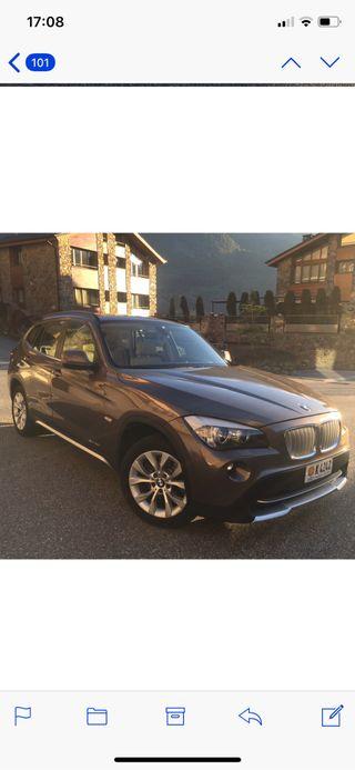 Se vende BMW X1, 1propietario,impecable,pocos km!