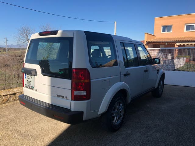 Land rover Discovery 2005 SOLO 108.000 km