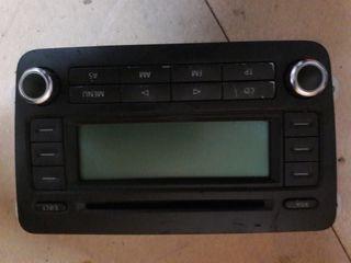 radio CD original Volkswagen Touran año 2007