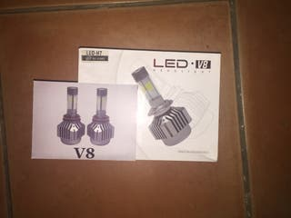 H7 ALL IN ONE LED HEADLIGHT V8