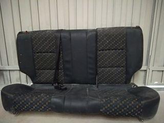 asientos TRASEROS mg zr