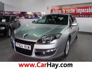 Renault Laguna dCi 110 Emotion 81kW (110CV)