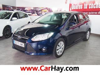 Ford Focus SportBreak 1.6 TDCI Trend 70 kW (95 CV)