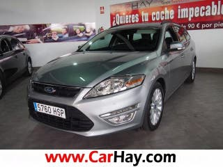 Ford Mondeo 2.0 TDCI Limited Edition 103kW (140CV)