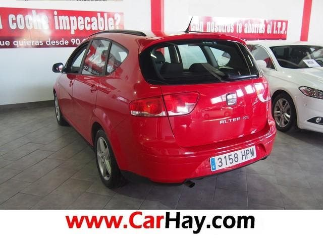 SEAT Altea XL 1.6 TDI E-Ecomotive Reference 77 kW (105 CV)