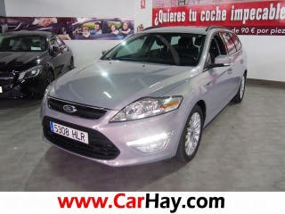 Ford Mondeo SportBreak 2.0 TDCI Limited Edition 103 kW (140 CV)