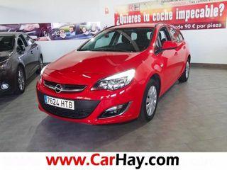 Opel Astra 1.7 CDTI Sports Tourer SANDS Selective 96 kW (130 CV)