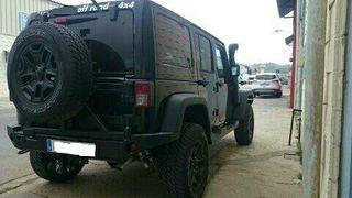 Jeep JK Rubicon-X