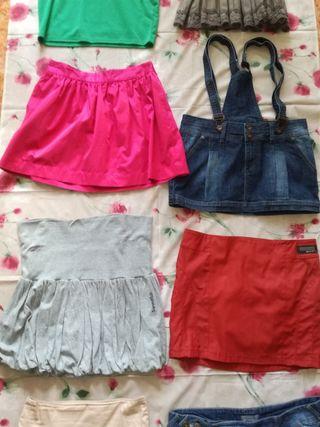 lote faldas