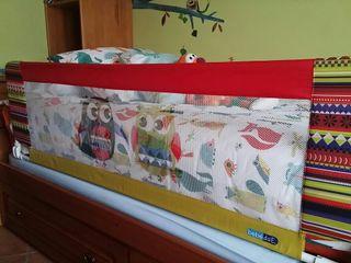 Barandilla cama para niños
