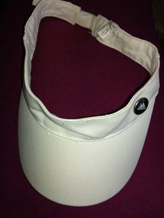 Gorra adidas blanca regulable