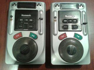 2 cds de DJ NUMARK