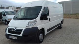 Citroen Jumper 2011 extralargo