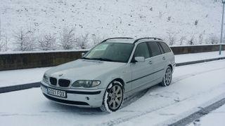 Bmw 330 xd Touring