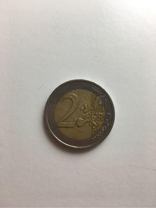Moneda 2€ griega coleccionista
