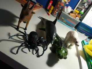 Lote de animales