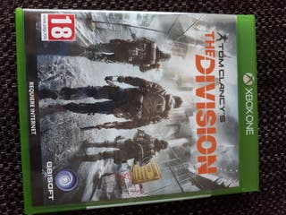 The division Xbox one juego