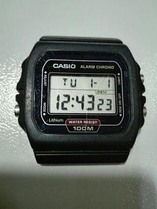 Casio W-720 Modulo 549