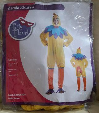 Disfraz adulto pollo
