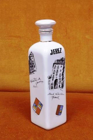 Botella de porcelana de tiendas Samaral