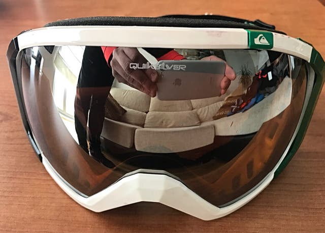 Mascara Gafa Snow ski