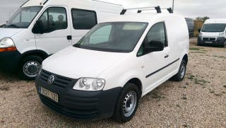 Volkswagen Caddy 2010 4x4
