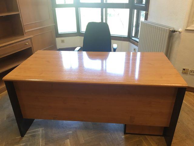 Mesa oficina cajonera silla de segunda mano por 75 € en Madrid ...