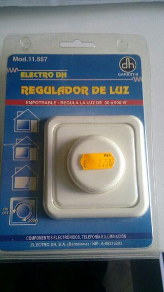 regulador de luz, nuevo