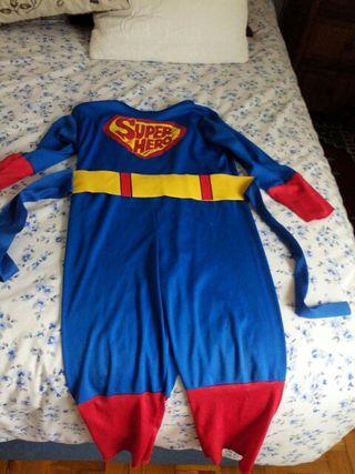 disfraz super hero