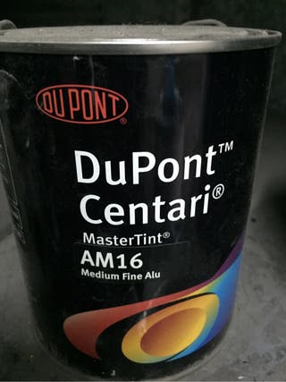 Botes pintura Dupont