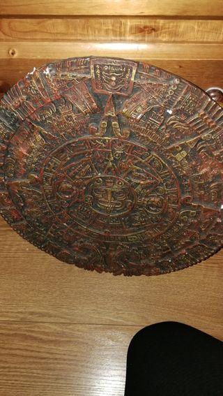 cuadro azteca