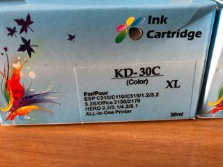 Cartuchos impresora kodak