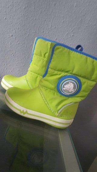 botas nieve corcs