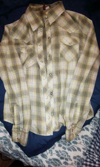 camisa breshka