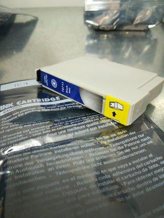 Cartucho impresora (13 unidades, todos por 5e)