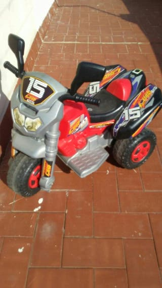 Moto de 3 ruedas