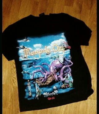 camiseta heavy rock