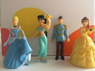 Figuras princesas disney