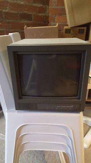 """Monitor Color CCTV 15"""""""